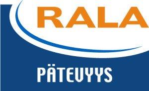 Rala-pätevyys-logo